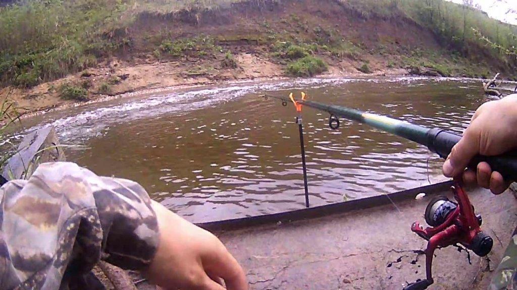 Рыбалка  на поплавок 9 мая