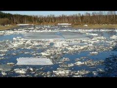 Ледоход- река