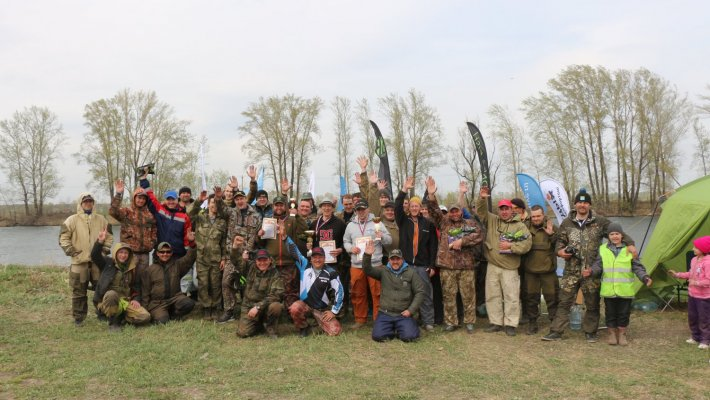 Небольшой отчет о Фестивале фидерной ловли на озере Глухое 18.05.2019 г.