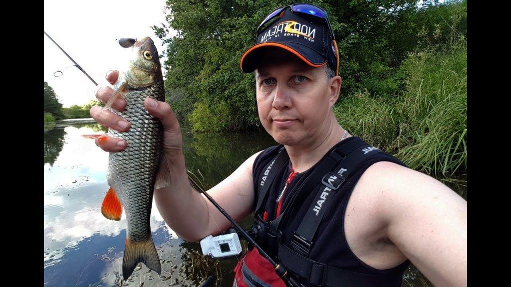 Классная рыбалка!