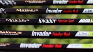 Обзор фидеров Maximus Invader + тест забросов на дальность