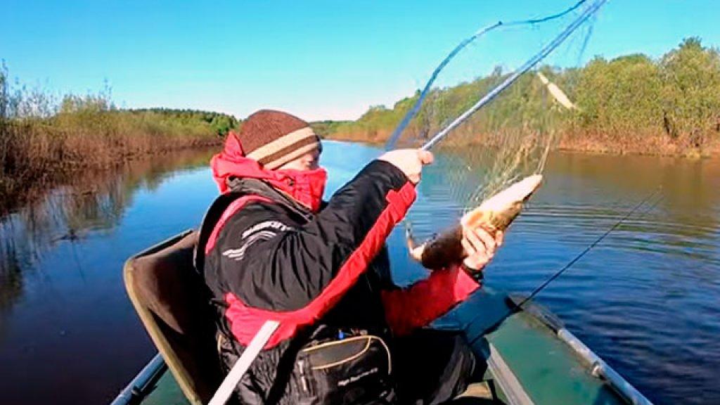 Троллинг 2019 Открытие сезона Рыбалка на щуку 2019