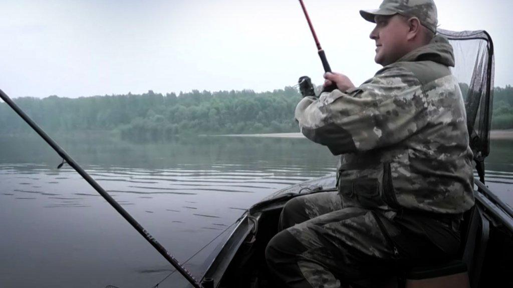 Рыбалка на реке в законе, или я теперь конкретный браконьер.