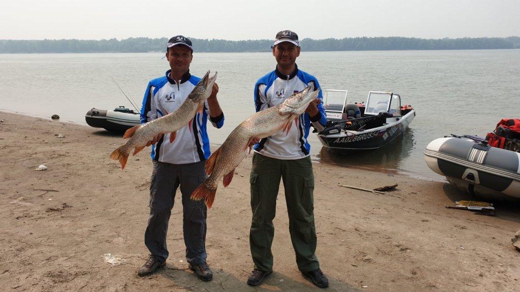 Как мы поймали 28 кг рыбы и стали чемпионами НСО по спиннингу с лодок