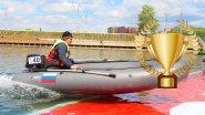 Первый среди равных. Триумф лодки СТРИЖ JET на фестивале «Открытая вода» 2019 в Иркутске.