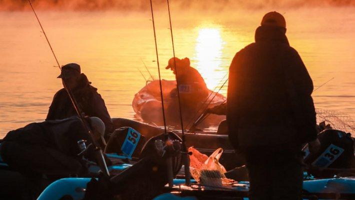 Областной чемпионат по спиннингу с лодок приглашает участников