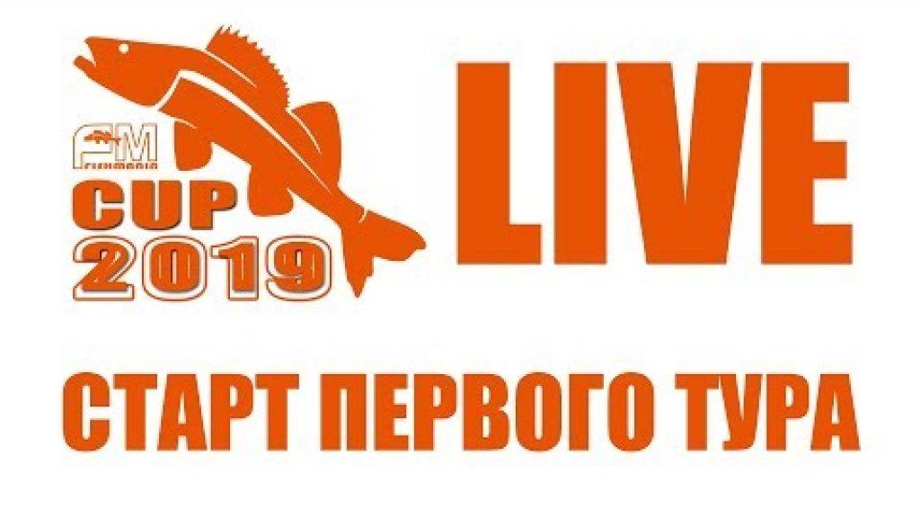 FM CUP 2019 live Старт первого тура!!!