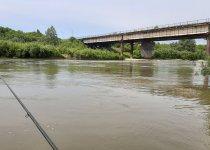 Мост в Плотниково.