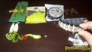 Недорогие приманки с Aliexpress, и рыбалка