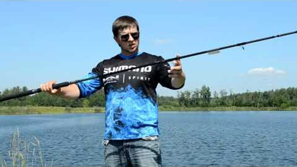 Обзор спиннинга Shimano STC Monster 315