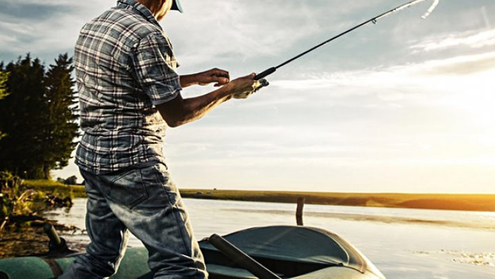 День рыбака удался!