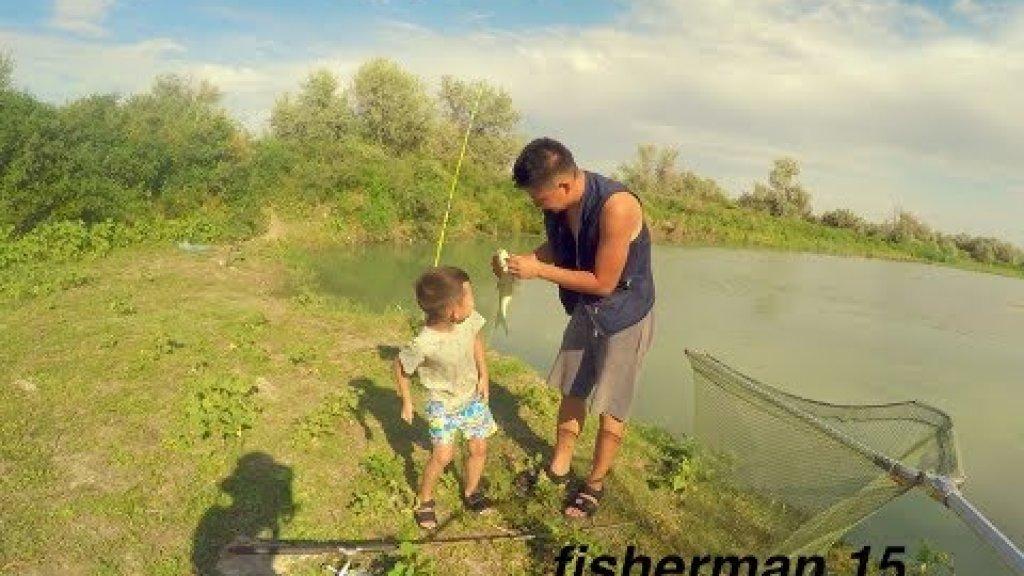 рыбалка на Или август 2019 ниже Аралтобе fisherman 15