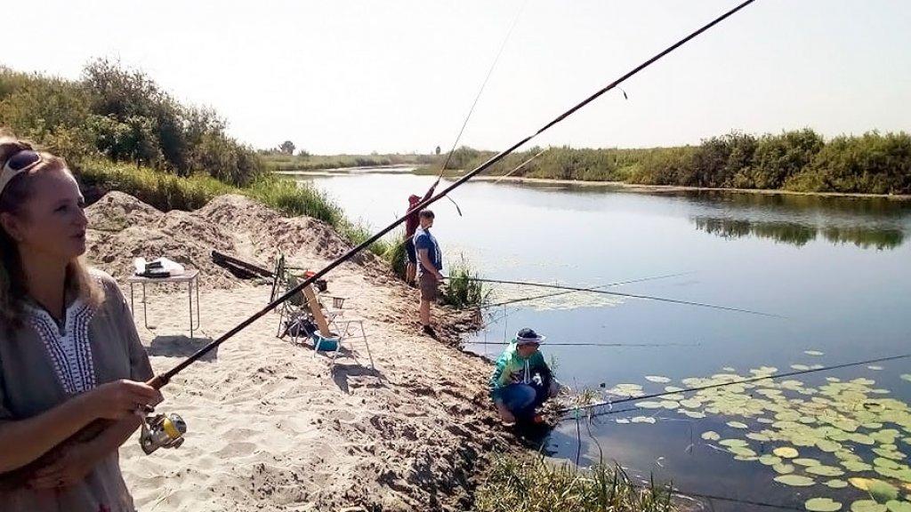 Корпоратив мечты на fishingsib.ru. На работу, как на рыбалку!