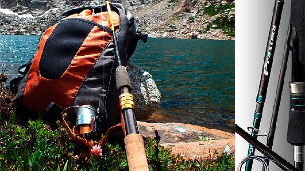 Norstream Proxima. Travel-спиннинги для рыбалки в путешествии