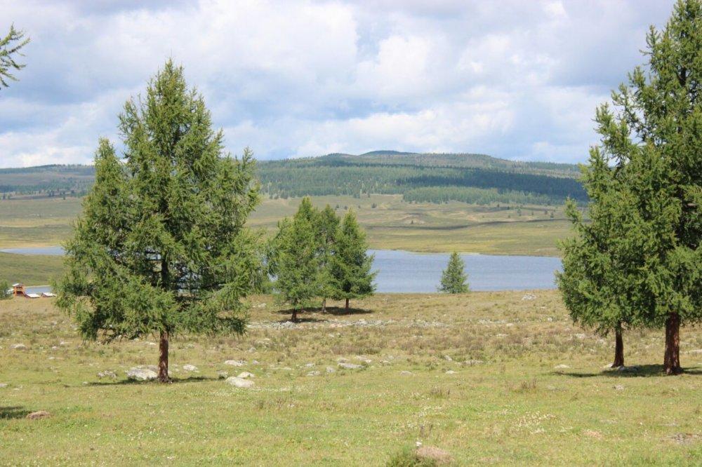 Форелевое озеро