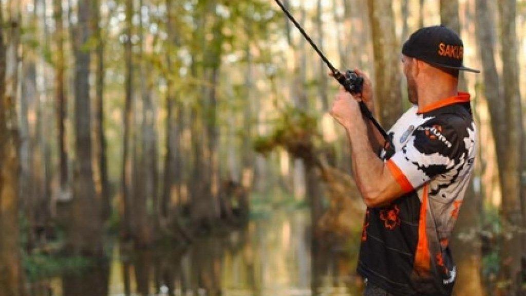 Неизвестная МАШИНА для ловли рыбы