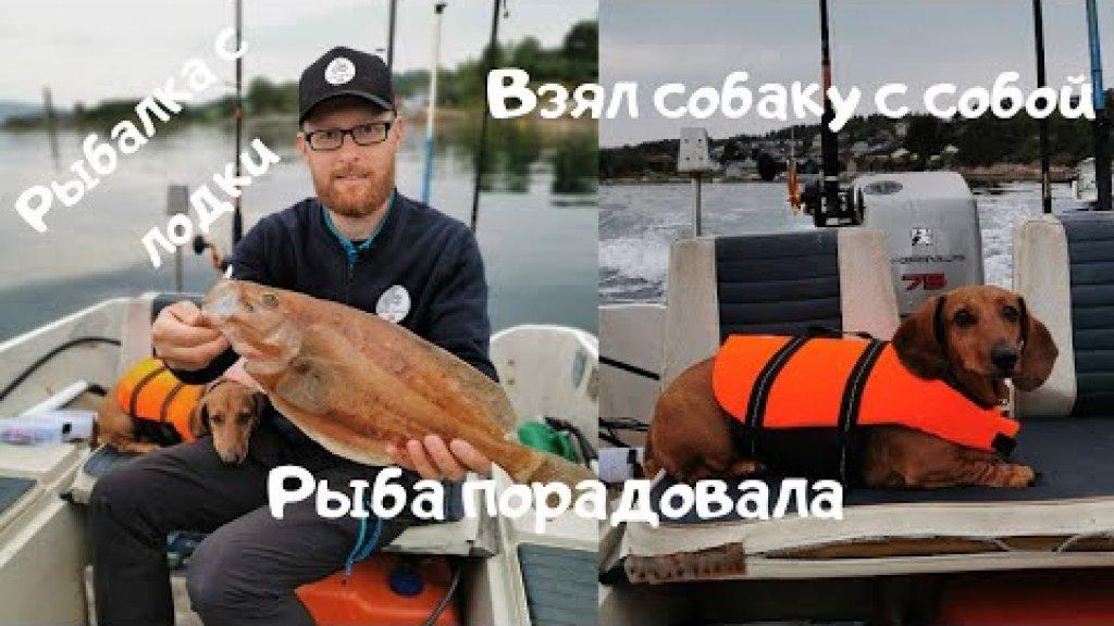 Рыбалка в Норвегии! Ловля на джиг с лодки! Отличный клев!