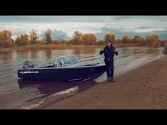 Видео приглашение на тест-драйв лодок Krafter FishDeck