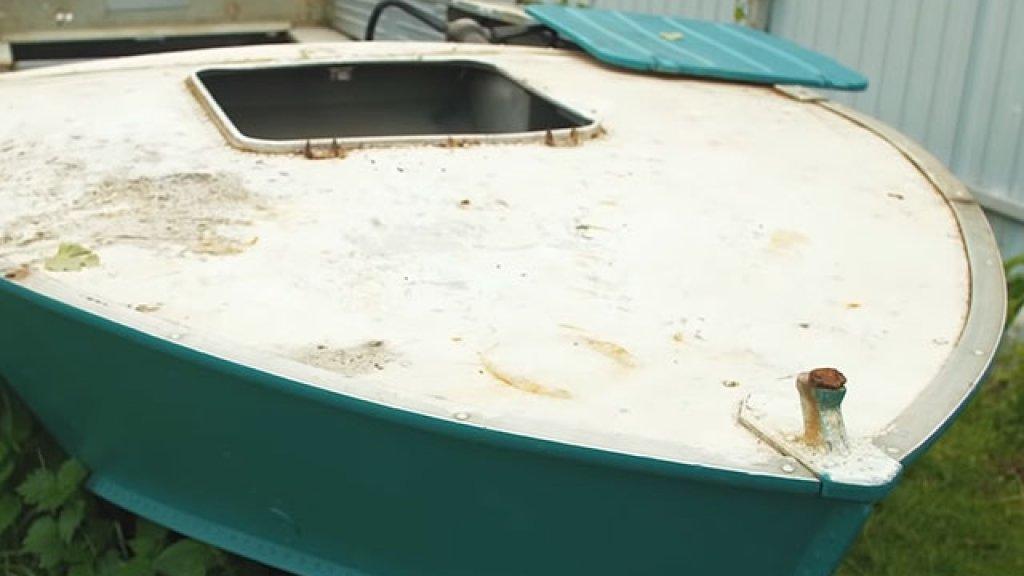С дачной грядки покорять водоемы. Лодка на прокачку. Прогресс