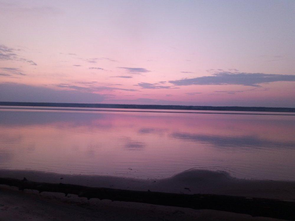 Закаты должны быть красочными