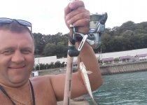 Черноморская рыбалка на барабулю.