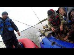 Рыбалка в Колпашево (день 3,4)