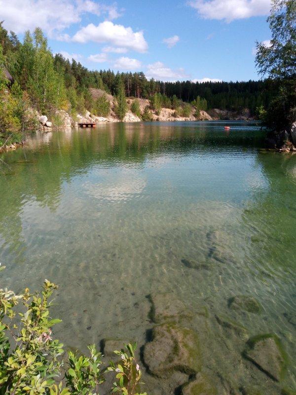 Озеро в Абрашино