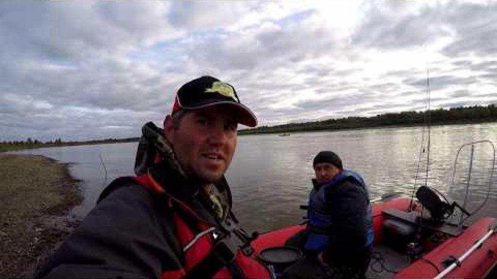 Рыбалка в Колпашево (день второй)