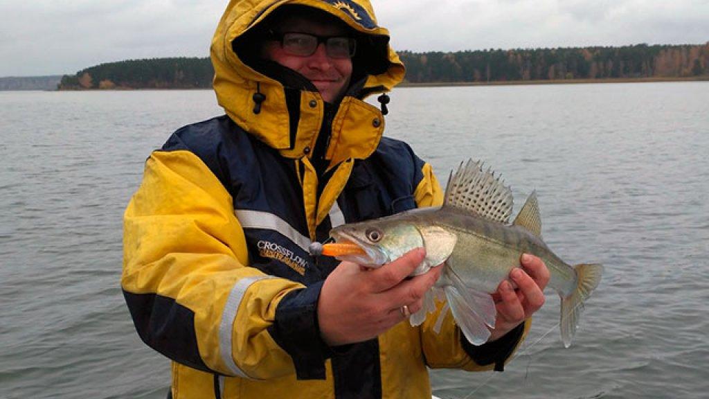 Силикон от удачливого Джона - незаменимый помощник успешного рыболова