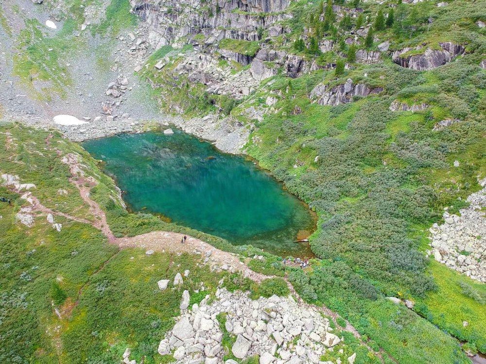 Каракольские озера, Алтай