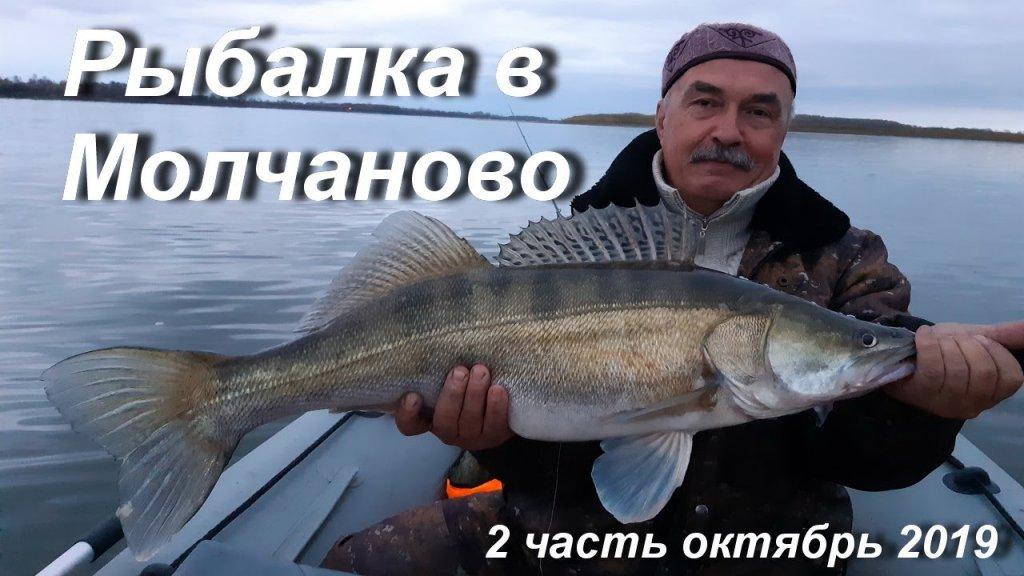 Рыбалка в Молчаново 2019. Обь, октябрь. 2 часть