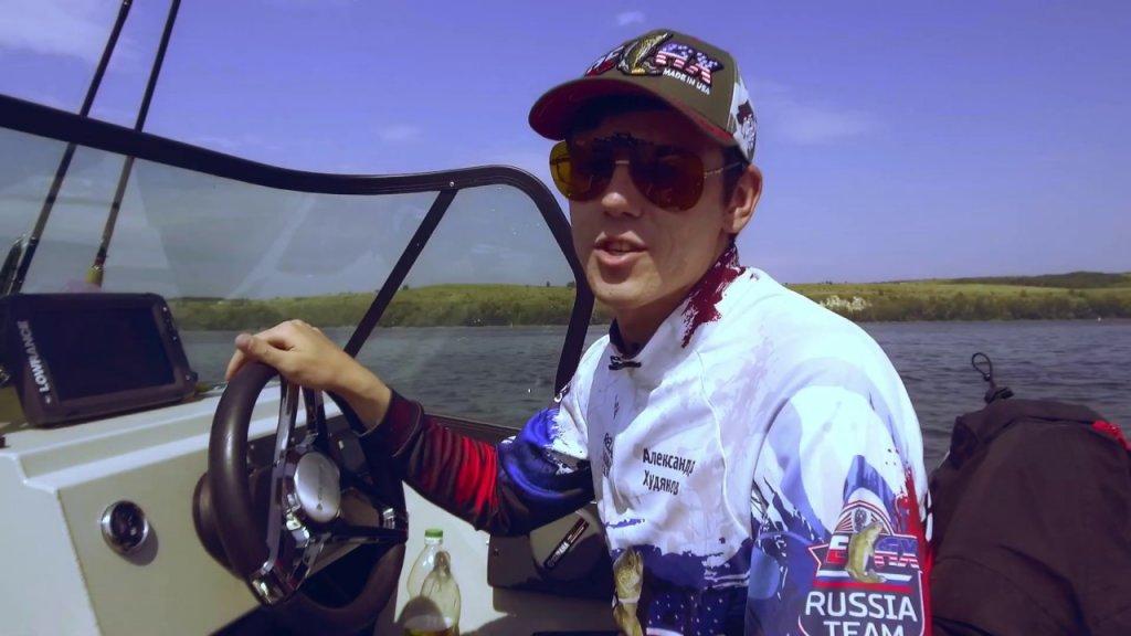 Рыбалка на Васильевских островах