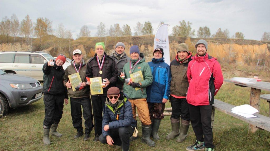 Осенняя сессия, 1 этап. Сибирская Форелевая Лига