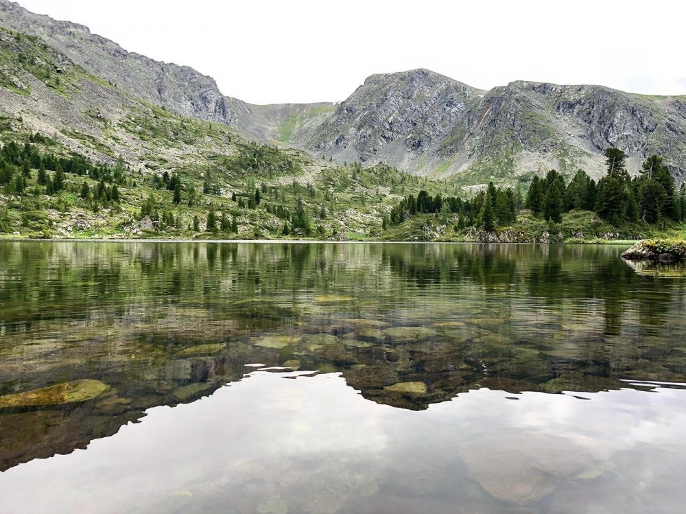 Алтай, Каракольские озёра