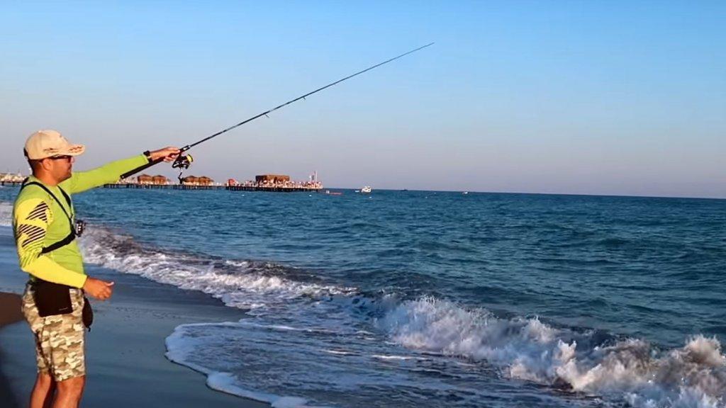 🔥 За трофеем на море: рыбалка в Турции