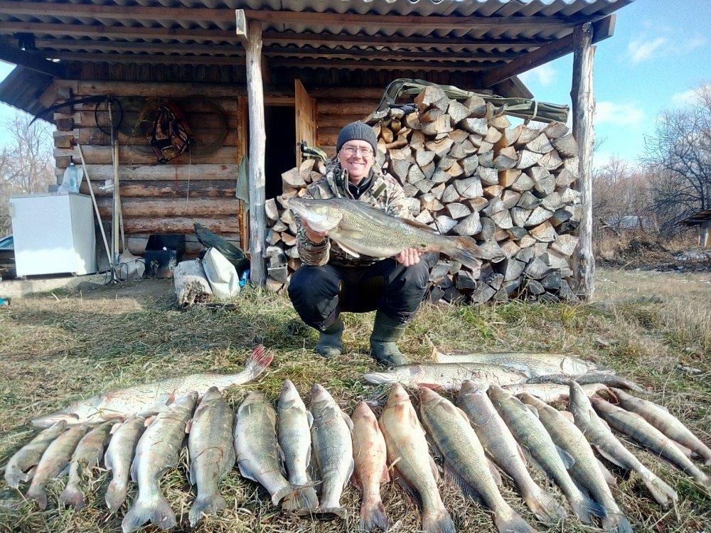 Самая результативная рыбалка 2019 года