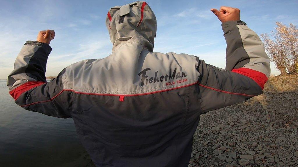 Обзор демисезонного костюма FisherMan NOVA TOUR Малле. Без рекламы. Личное мнение.