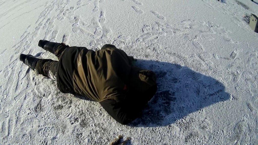 Открытие рыбалки зимнего сезона. Страшная рыба Ротан