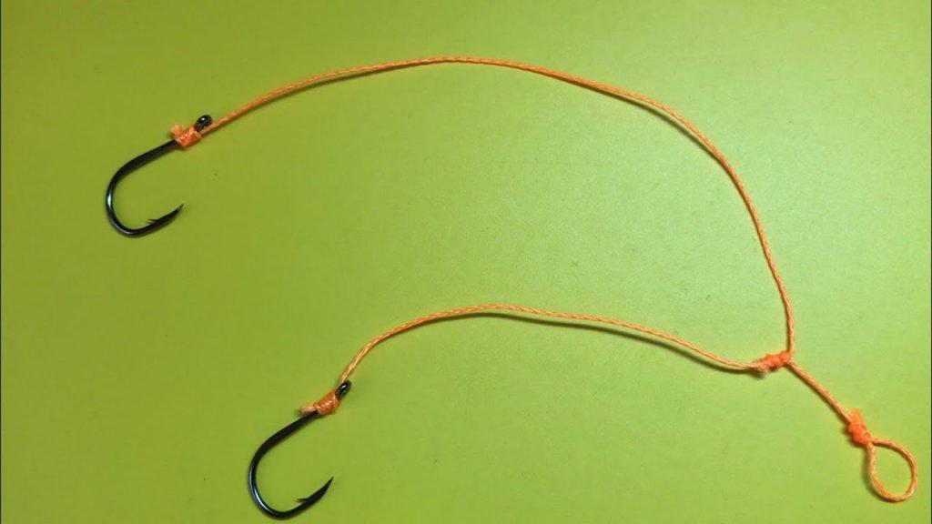 Крючки не запутаются | Как привязать крючок | Fishing Knots