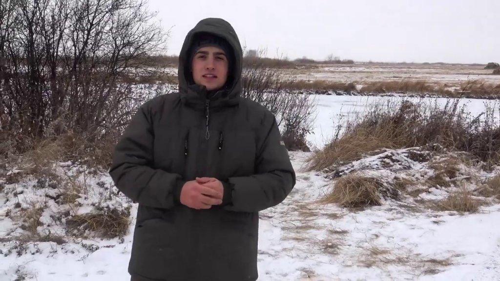 """Обзор зимнего костюма Novatex """"Лесной"""""""