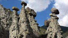Каменные грибы Алтая | Идем в горы, чтобы увидеть ЭТО!