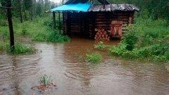 Катастрофическое наводнение в Иркутской области 2019. Начало