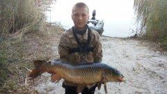 Сазан на 9 кг. Рыбалка с ночёвкой. Рыбалка в Сентябре. Ловля на флэт фидер.Тэст прикормки(vabik)
