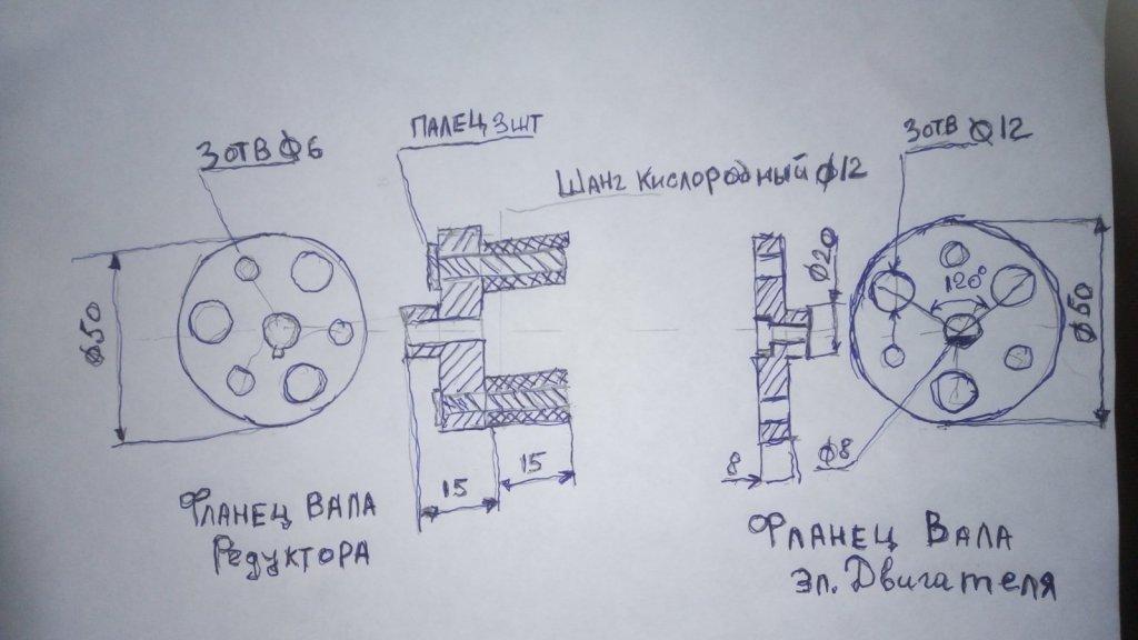 Электробур из дрели made in USSR