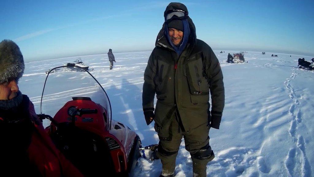 Зимняя рыбалка отчёт за 26.12.2019 судак на ратлин