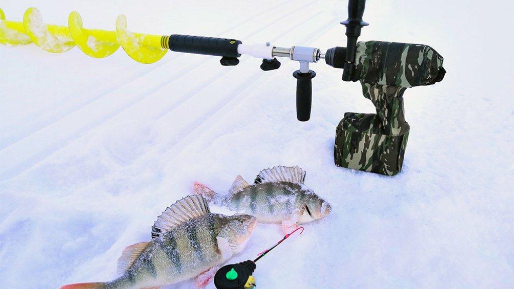 Про шуруповерт в Сибири, или как содержать электроинструмент на рыбалке в тепле и чистоте