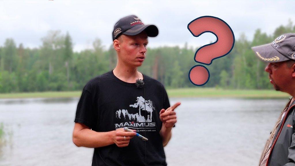 Разговор про ловлю на фидер - часть 1