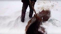 Тюнейка – старинная деревянная ловушка для рыбы