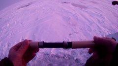 Рыбалка отчёт за 05.12.2019 трудовая рыбалка.поиск судака