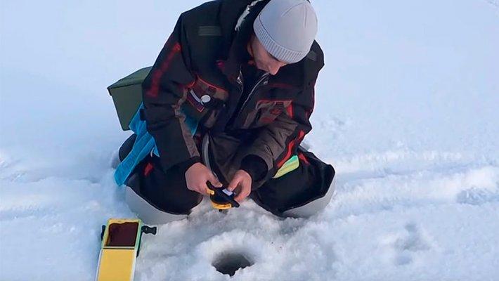 Открытые соревнования НСО по мормышке. Первый турнир со льда в этом году!